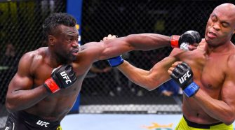 Anderson Silva stopped by Uriah Hall at UFC Fight Night, won't say MMA career over