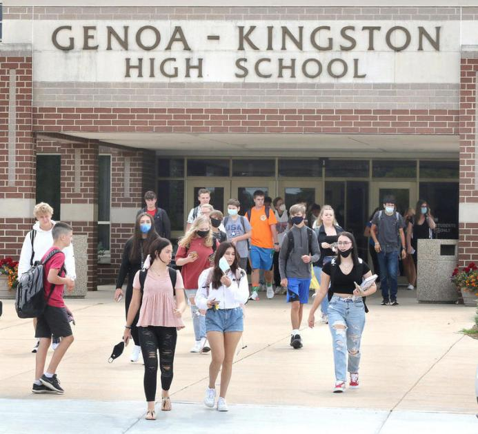 Breaking: Days after COVID-19 case spurs online learning, Genoa-Kingston to go remote until Nov. 9