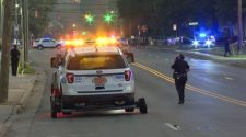 Charlotte police dodge gunfire while trying to stop driver at break-in call