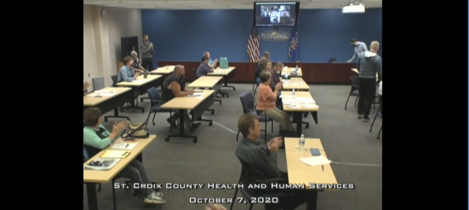 Citizens Fighting County Health Officer Power Grab