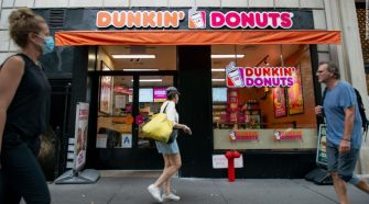 Dunkin' Brands in talks to go private