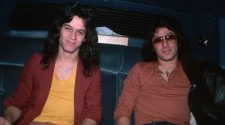 Eddie Van Halen's Brother Alex Remembers Late Rocker: See More Tributes
