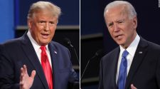 Post-debate CNN poll: Biden wins final presidential debate