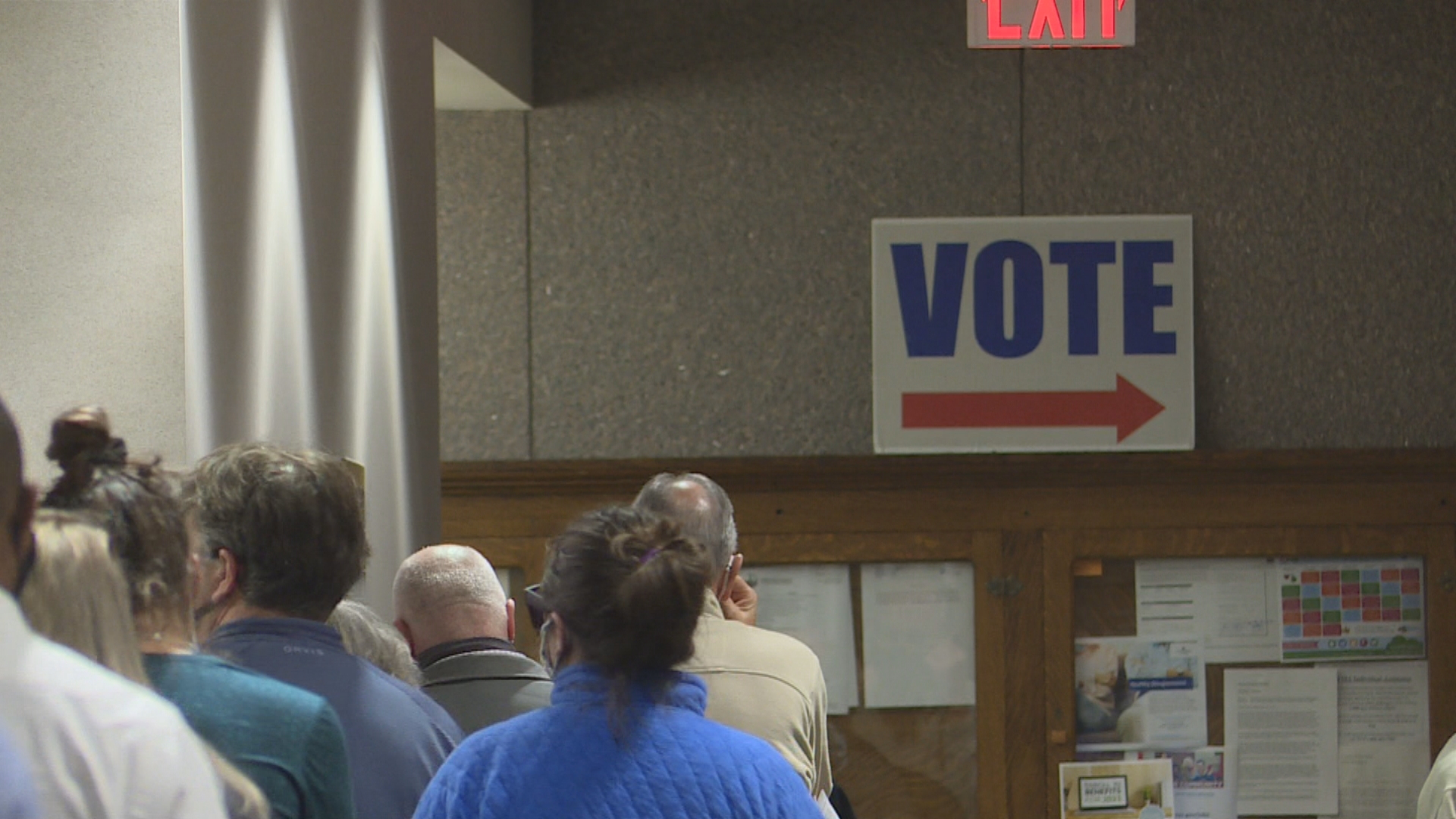 Record-breaking voter turnout in Hamilton County comes without excessive wait times - WISH-TV | Indianapolis News | Indiana Weather