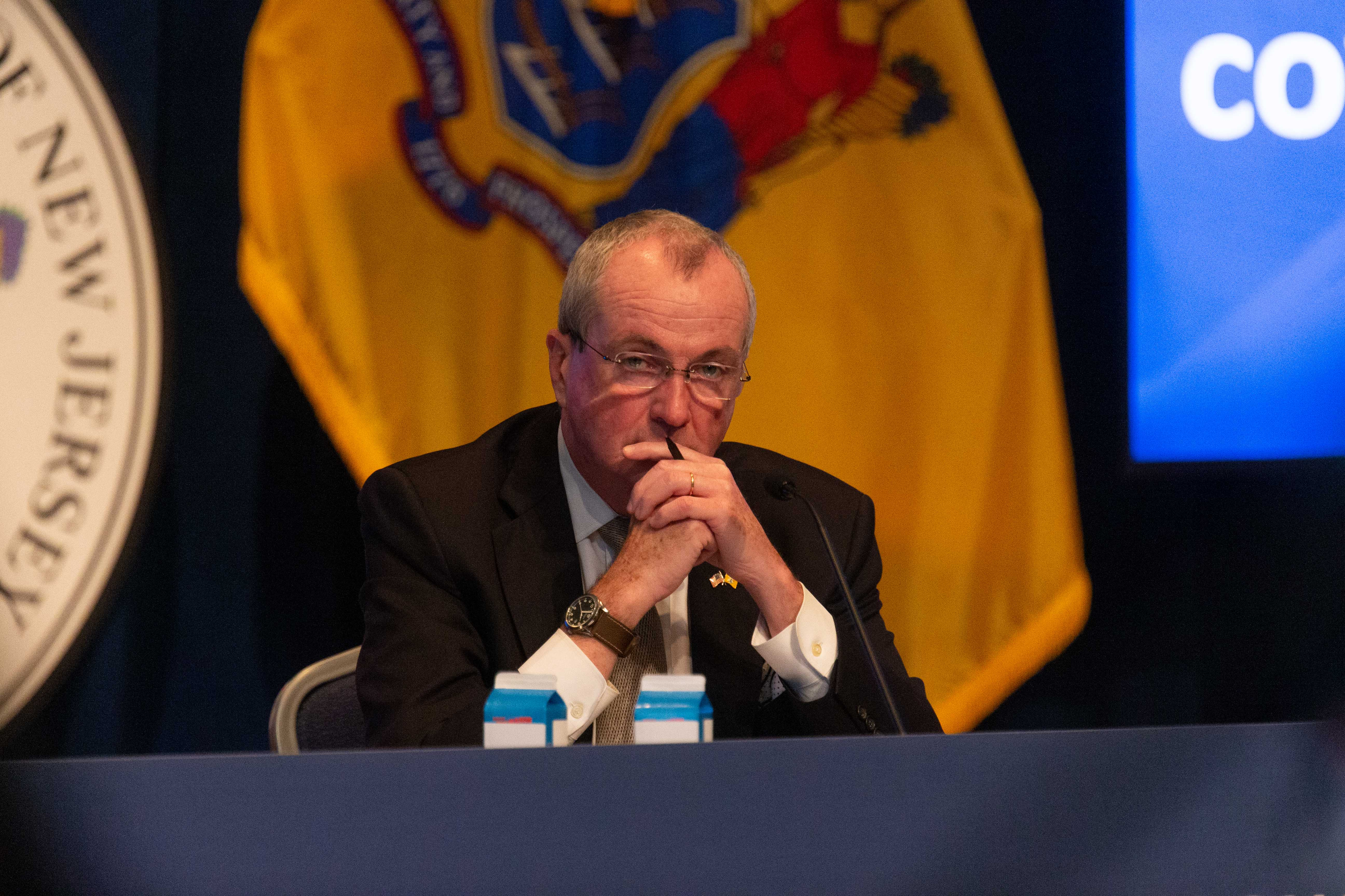 Murphy extends COVID public health emergency amid 2nd wave