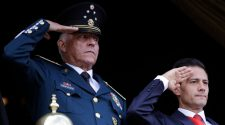 Salvador Cienfuegos Zepeda, Mexico's Ex-Defense Minister, Is Arrested in L.A.
