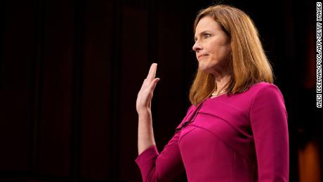 Republicans' claims about Amy Coney Barrett insult our intelligence