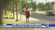 UT Permian Basin canceling spring break