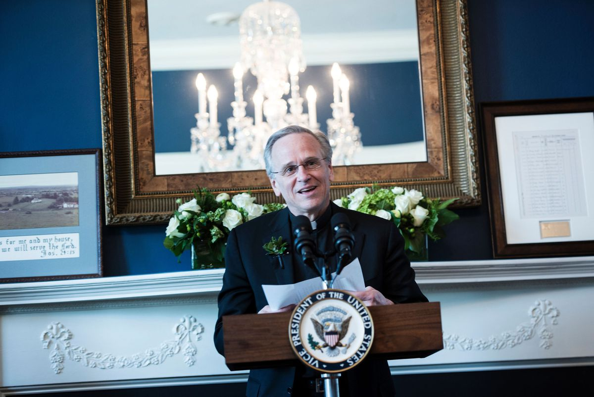 University of Notre Dame president tests positive for COVID-19 after attending White House Rose Garden ceremony with President Trump