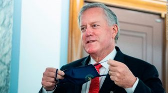 White House chief of staff Mark Meadows: 'We are not going to control the pandemic'