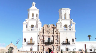 San Xavier Mission School receives over $20,000 donation for technology