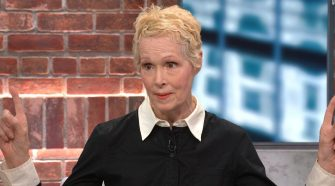 DOJ appeals ruling that said it can't take the place of Trump in E. Jean Carroll defamation suit