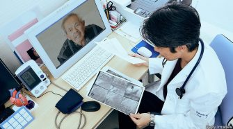 Technological stunting - The pandemic is inducing Japanese doctors to go digital   Asia