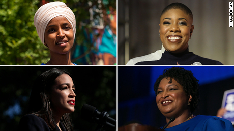 'Youcan't be what you can't see': Female politicians of color discuss what Harris' win means to them