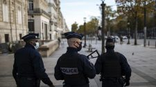 Coronavirus in France: Police break up 'giant' illegal party near Paris