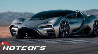 Hyperion CEO Dives Into The XP-1 Hypercar's Space-Age Technology