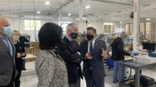 BUSINESS MONDAY: Boyd Technologies announces new manufacturing capabilities during visit from U.S. Rep. Richard Neal %
