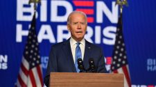 Joe Biden says he will win 'over 300 electoral votes' as his lead holds