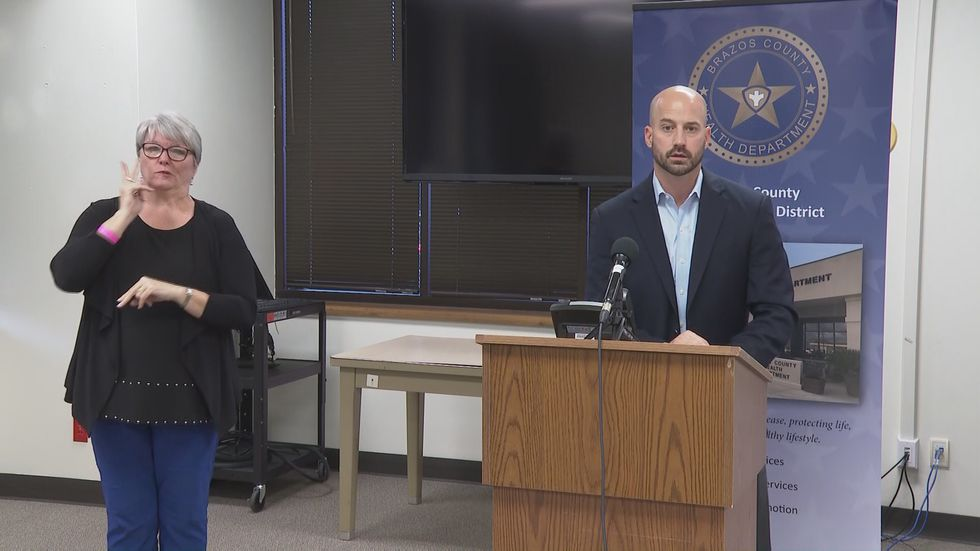 Health officials explain new spike in COVID-19 cases, provide update on flu numbers