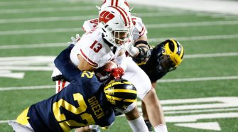 Michigan vs. Wisconsin score: Live game updates, college football scores, NCAA highlights, full coverage
