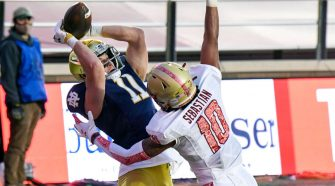 Notre Dame vs. Boston College score: Live game updates, college football scores, NCAA highlights, coverage
