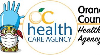 featured graphic for Orange County Health Care Agency during COVID-19