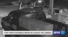 Vehicle break-in causes one Fort Smith family business to shut down