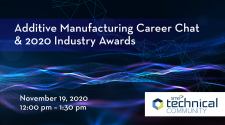 SME 2020 Additive Manufacturing Industry Awards Recognize Leaders in Commercializing AM Technology