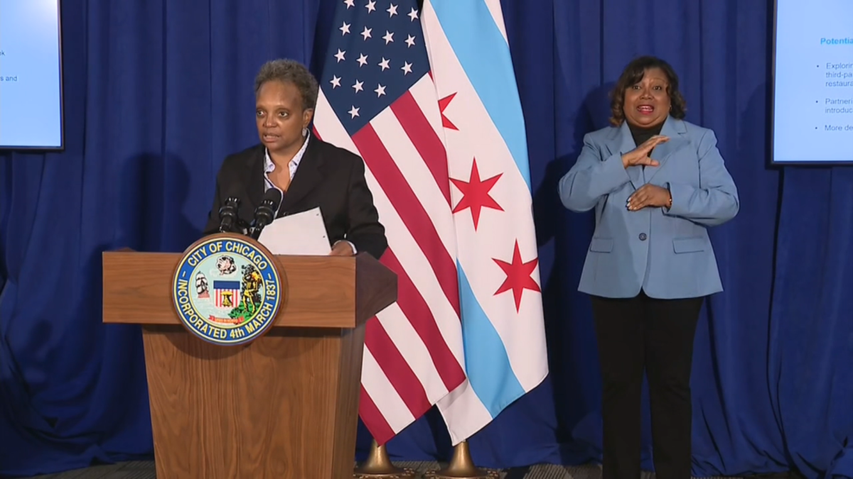 Chicago's Mayor, Top Health Official to Give Update on Coronavirus Response – NBC Chicago