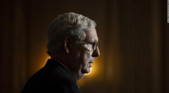 Mitch McConnell faces decision over vote on increasing stimulus payments to $2,000