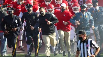 Rutgers partners with technology company to improve football players' sleep and recovery