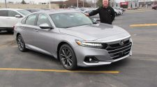 Honda Accord gains styling and technology upgrades | Cars
