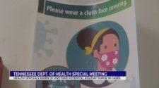 Tennessee Department of Health addresses COVID-19 holiday surge – WJHL