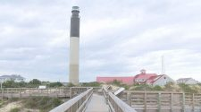 Oak Island Lighthouse to use LED technology to guide mariners