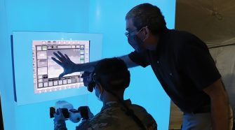 Army Using Simulators for 'Soldier Centric' Technology Development