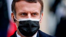 French President Emmanuel Macron tests positive for Covid-19, will self-isolate for a week