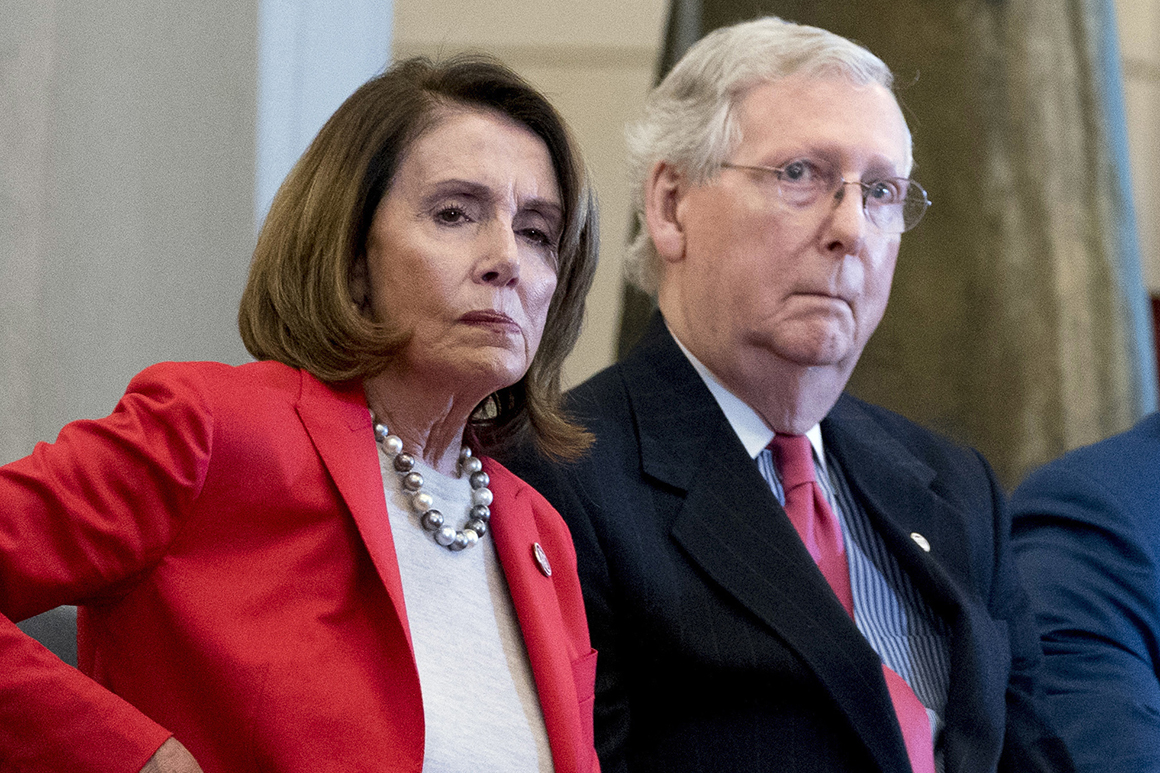 Hill leaders nearing long-sought stimulus deal