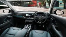 Kia e-Niro's feature-rich cabin cuts a dash