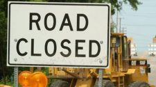 Part of Dressler Road in North Canton closed by water main break