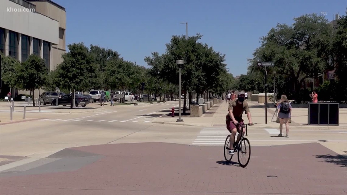 Some Texas college students will not get spring break in 2021