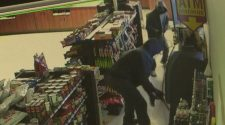 Two suspects break-in to LaMoure County gas station, rip out ATM with tow rope