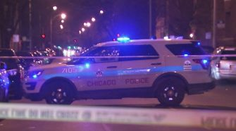 Woman shot while attempting to break up a fight in Lawndale