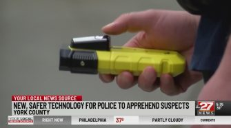 Northern York County police using new, safer technology to apprehend suspects