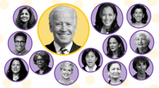 Biden's Record-Breaking Cabinet Nominees, In One Chart