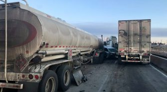 Two-semi crash closes I-25 northbound and southbound in Loveland – Loveland Reporter-Herald