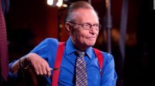 Larry King, legendary talk show host, dies