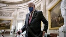 Sen. Patrick Leahy, who will preside over Trump impeachment trial, taken to hospital