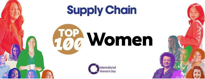 Last chance to nominate your Top 100 Women in Supply Chain   Technology
