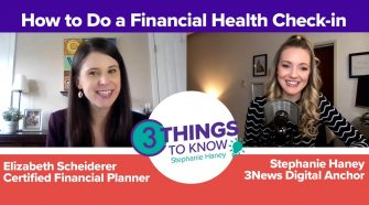 How to do a financial health check-in with a financial expert