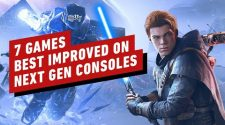 7 Most Improved Games for PS5 & Xbox Series X (Star Wars, Destiny 2, Ghost) - Performance Review - IGN